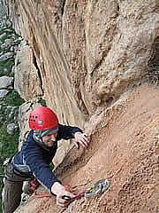 Learn to Lead Climb Course in Spain