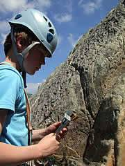 Rock Climbing Course in Snowdonia - Learning to Lead