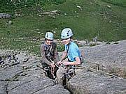 Rock Climbing Course in North Wales Cli